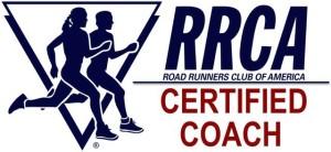 RRCA certified coach