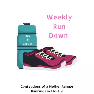weekly Run Down Springing forward